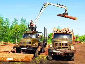 Гидроманипуляторы для леса WEIMER (Эстония)