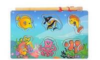Деревянная игрушка рыбалка 1 Fun Toys MD 1149