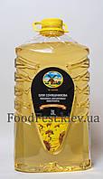 Подсолнечное масло ТМ (Салтан) рафинированное 3л