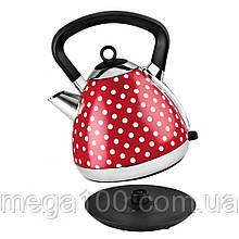 Электрический чайник из нержавеющей стали 1,7л Kalorik JK 1045