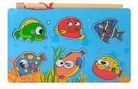Деревянная игрушка рыбалка 2 Fun Toys MD 1149