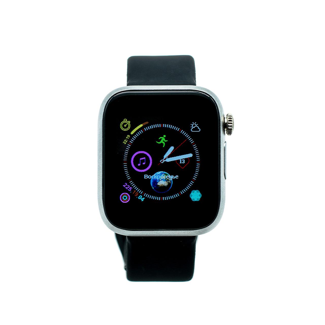 Смарт часы Z6 black