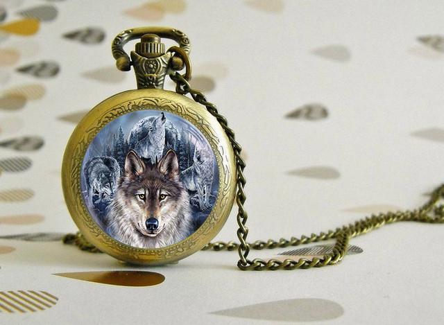 Карманные часыВолчонок / Teen Wolf