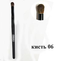 Кисть для растушевки теней Permanent lash&brow #6