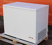 """Морозильный ларь """"Elcold EL-45"""" (Дания) 400 л., глухая крышка, Б/у, фото 1"""