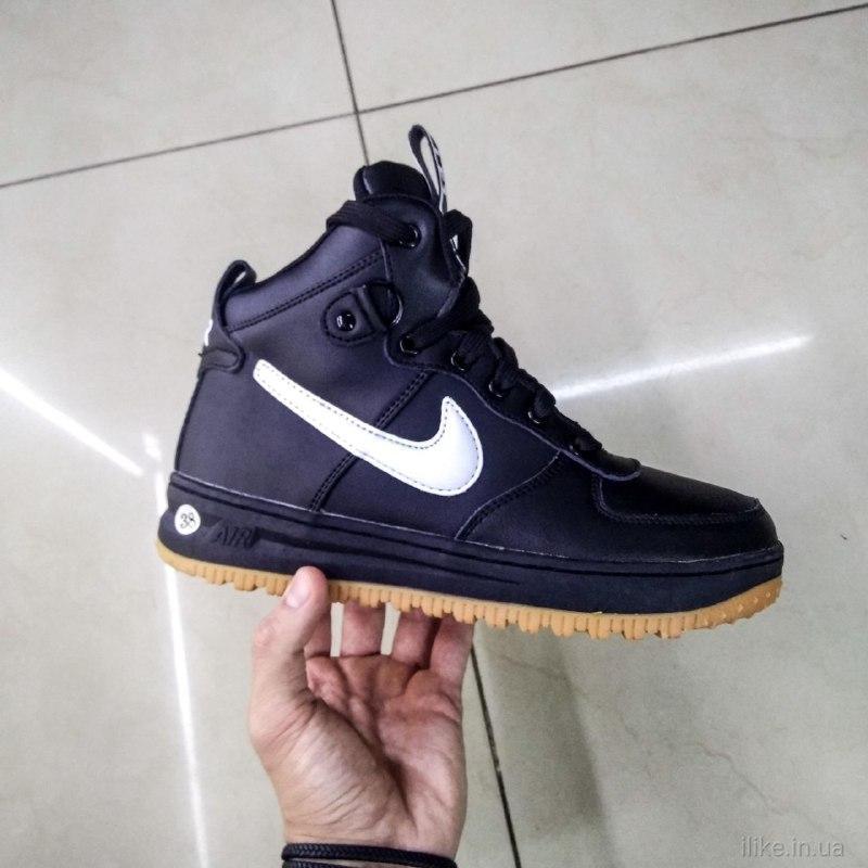 Ботинки Женские Nike AIR (зима)