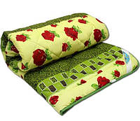 Одеяло летнее холлофайбер одинарное (поликоттон) Двуспальное Евро T-54502