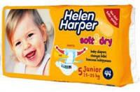 Подгузник Helen Harper (Хелен Харпер) Soft&Dry  5 (15-25 кг) 1 шт