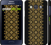 "Чехол на Samsung Galaxy A3 A300H Вышиванка 35 ""604c-72"""