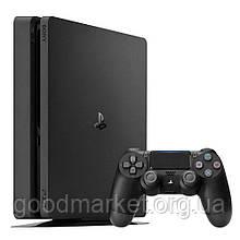 Стационарная игровая приставка Sony PlayStation 4 500GB SLIM (CUH-2216A)