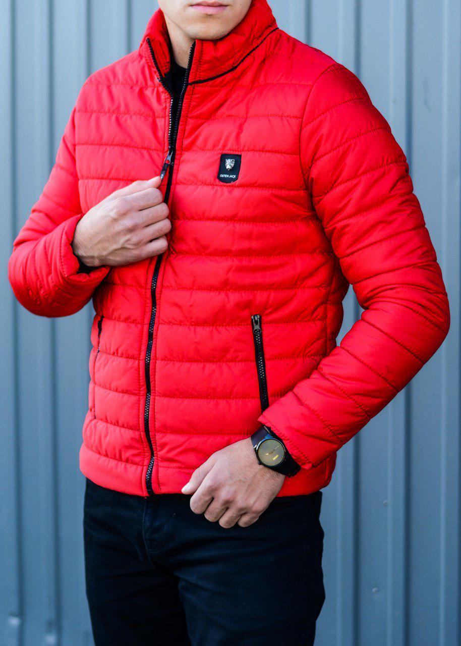 Мужская Куртка Osten Red