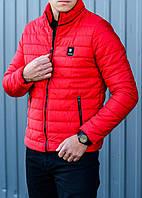 Мужская Куртка Osten Red, фото 1