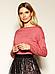 Черный женский свитер Aponi Zaps, коттон, фото 6