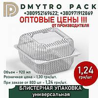 Блистерная упаковка одноразовая универсальная IT-22 (контейнер)