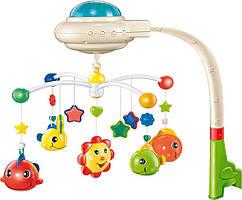 Детский мобиль на кроватку Meying Starriness с проектором