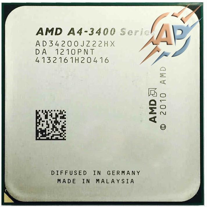 Процессор AMD A8-3820 APU / 2.5GHz / AD3820OJZ43GX /  / Socket FM1 65W