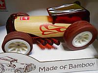 Bruiser, машинка бамбуковая маленькая