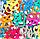 Игрушка - грызунок Маленькая танцующая Обезьянка , цвет розовый, 10 см,  Matchstick Monkey, фото 6