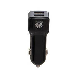 Автомобильное зарядное устройство Huawei CJ-06 2USB  2.4 A и кабель microUSB 1 м (CJ-06+micro)
