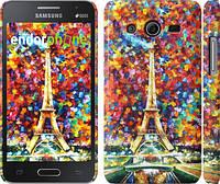 "Чехол на Samsung Galaxy Core 2 G355 Париж ""830c-75"""