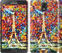 "Чехол на Samsung Galaxy Note 3 N9000 Париж ""830c-29"""