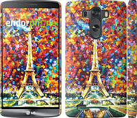 """Чехол на LG G3 D855 Париж """"830c-47"""""""
