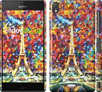 "Чехол на Sony Xperia Z3 dual D6633 Париж ""830c-59"""