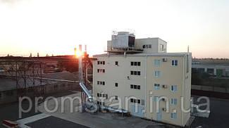 Цех маслоэкстракционного завода Укрсоя, Николаев