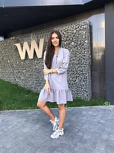 Платье Варшава бант