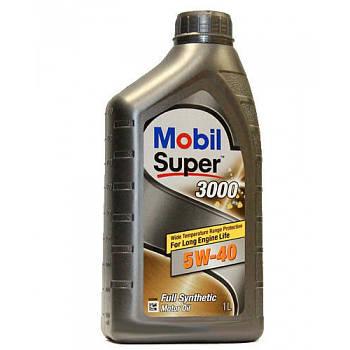 Масло моторное MOBIL 3000 5W-40 API SN/SM (Канистр 1л)