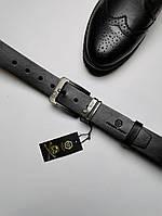 Кожаный ремень мужской филипп плейн (Philipp Plein) реплика