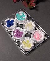 Сухоцветы для для дизайна ногтей