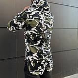 Куртка мужская  ветровка  штормовка  Off White 2 цвета, фото 2