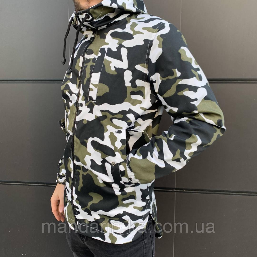 Куртка мужская  ветровка  штормовка  Off White 2 цвета