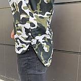 Куртка мужская  ветровка  штормовка  Off White 2 цвета, фото 5