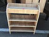 Открытая стойка-стеллаж для обуви ТО-9 , фото 5