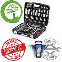 Набор инструментов 108 ед. PROFLINE 61085 + набор ключей 12 ед. BEST