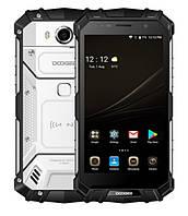 "Неубиваемый смартфон Doogee S60 silver серебро IP68 (2SIM) 5,2"" 6/64ГБ 8/21Мп 3G 4G оригинал Гарантия!, фото 1"