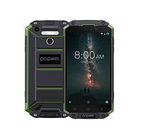 "Защищенный смартфон Poptel P9000 Max green зеленый IP68 (2SIM) 5,5"" 4/64ГБ 5/13Мп 3G 4G оригинал Гарантия!"