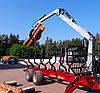 Гидроманипулятор для леса We-S7000 Weimer (Эстония), фото 6