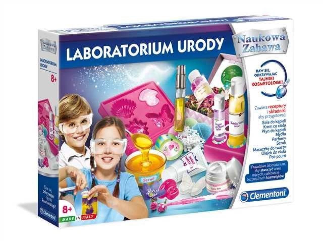 Лаборатория красоты Clementoni 50521