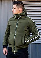 Мужская зимняя куртка Akula Khaki, фото 1