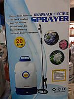 Электроопрыскиватель sprayer (20 л.)