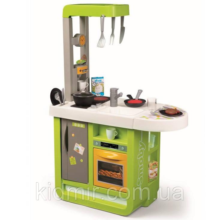 Интерактивная детская кухня Cherry со звуком Smoby 310909