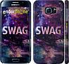 "Чехол на Samsung Galaxy S6 G920 Сваг ""1203c-80"""