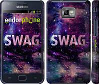"Чехол на Samsung Galaxy S2 Plus i9105 Сваг ""1203c-71"""