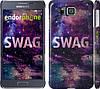 "Чехол на Samsung Galaxy Alpha G850F Сваг ""1203c-65"""