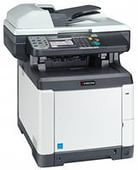 Kyocera ECOSYS M6026cdn (полноцветный сет. принтер/сканер/копир/дуплекс/ADF/А4)