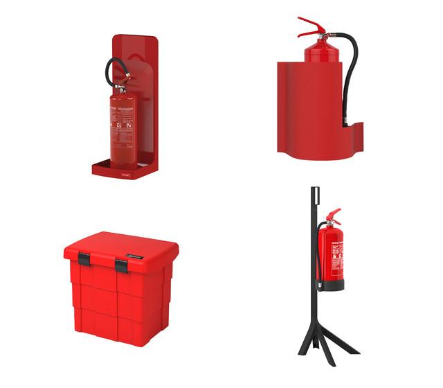 Аксесуари пожежної безпеки