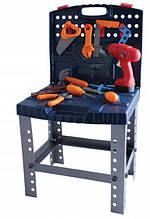 Детский игровой набор инструментов в чемодане Tobi Toys 50 эл.